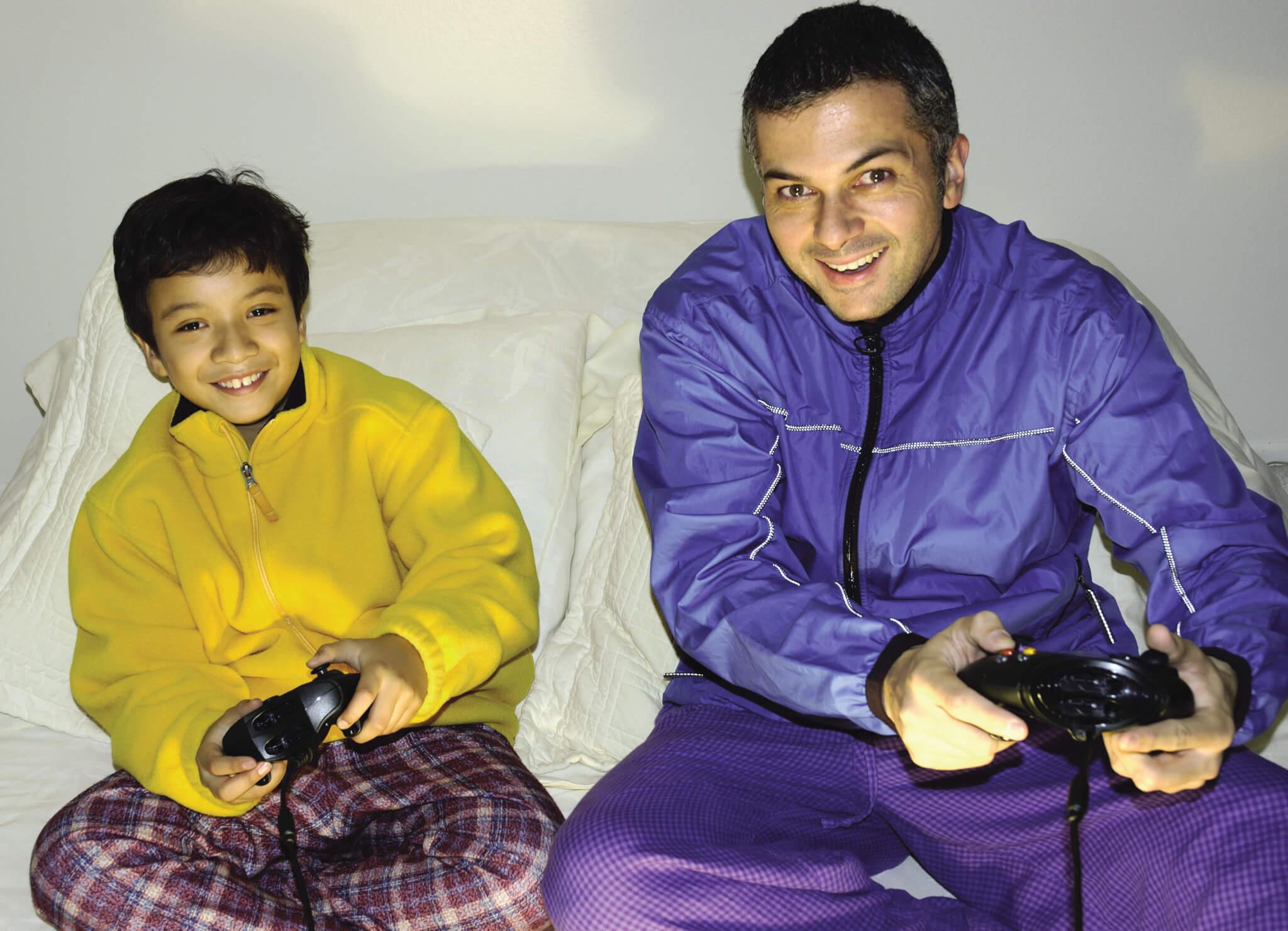 Video Game Marathon for Mentoring